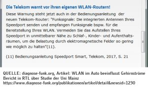TelekomWarnung-WLAN-Router